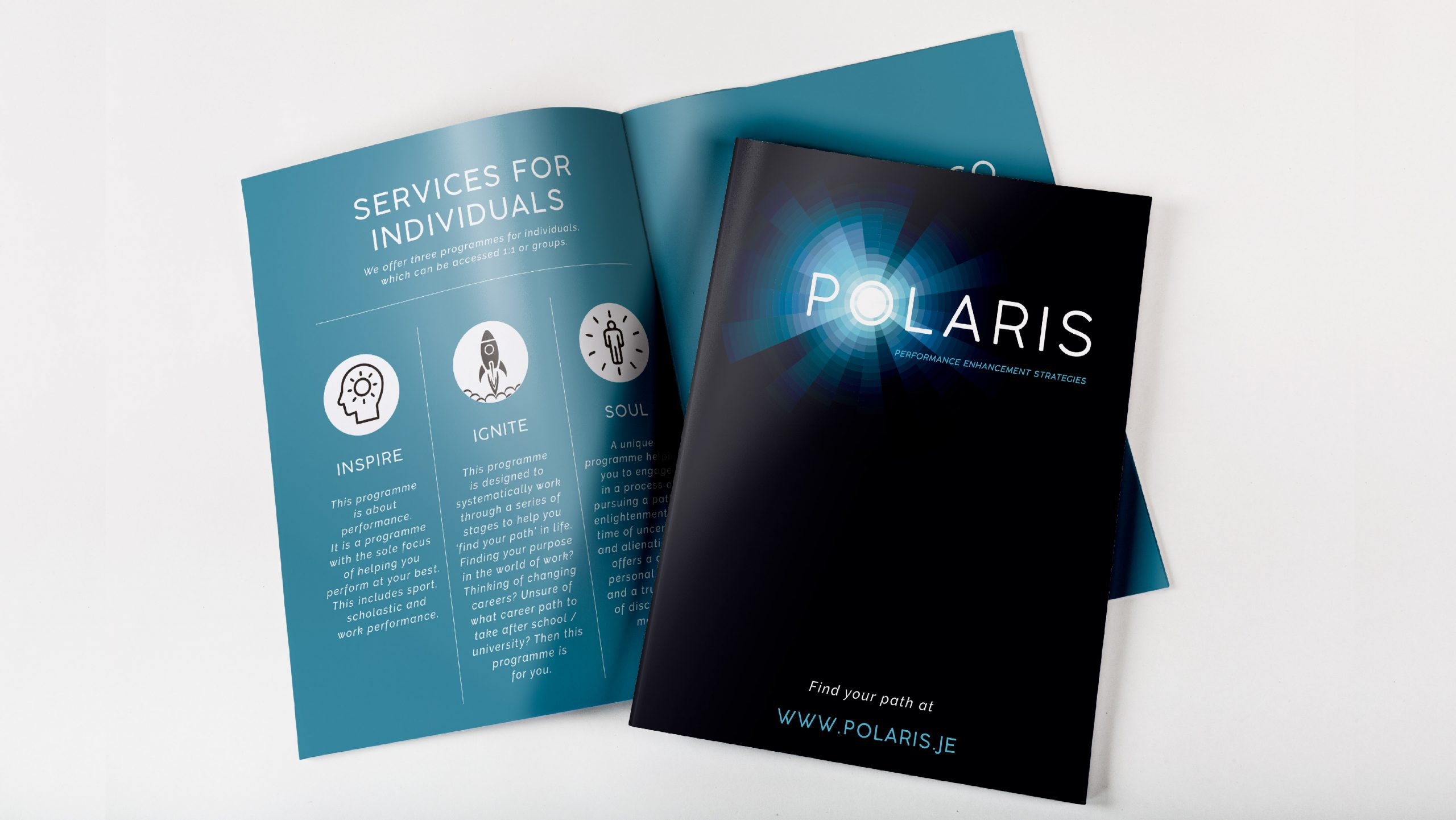 Polaris - Business Branding - Booklet Design