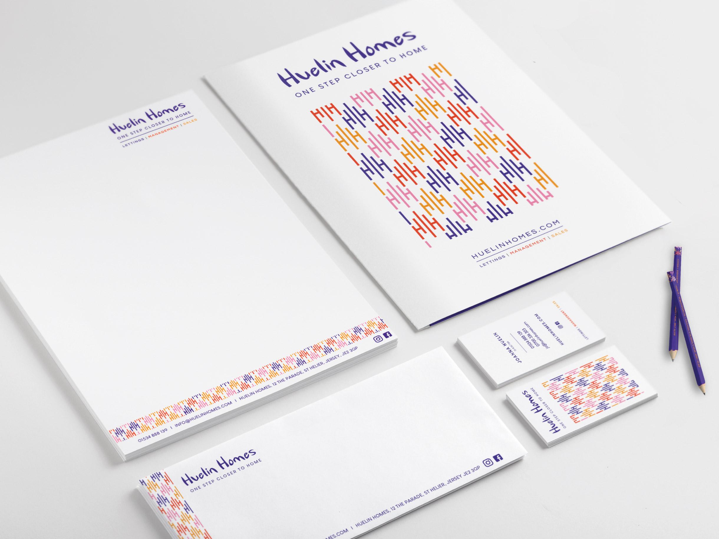 Quints Design co - Portfolio - Huelin Homes