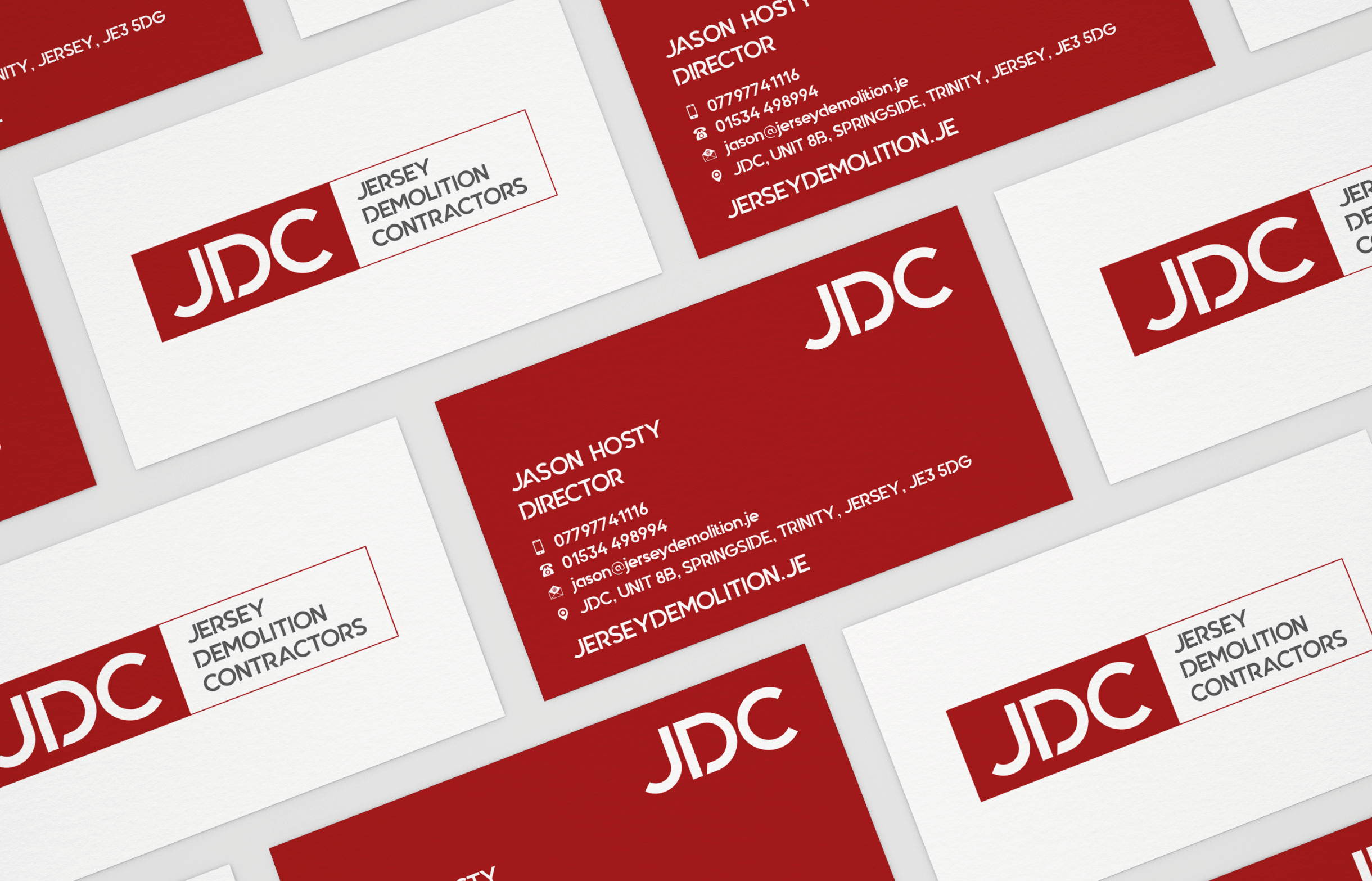 Quints Design co - Portfolio - JDC