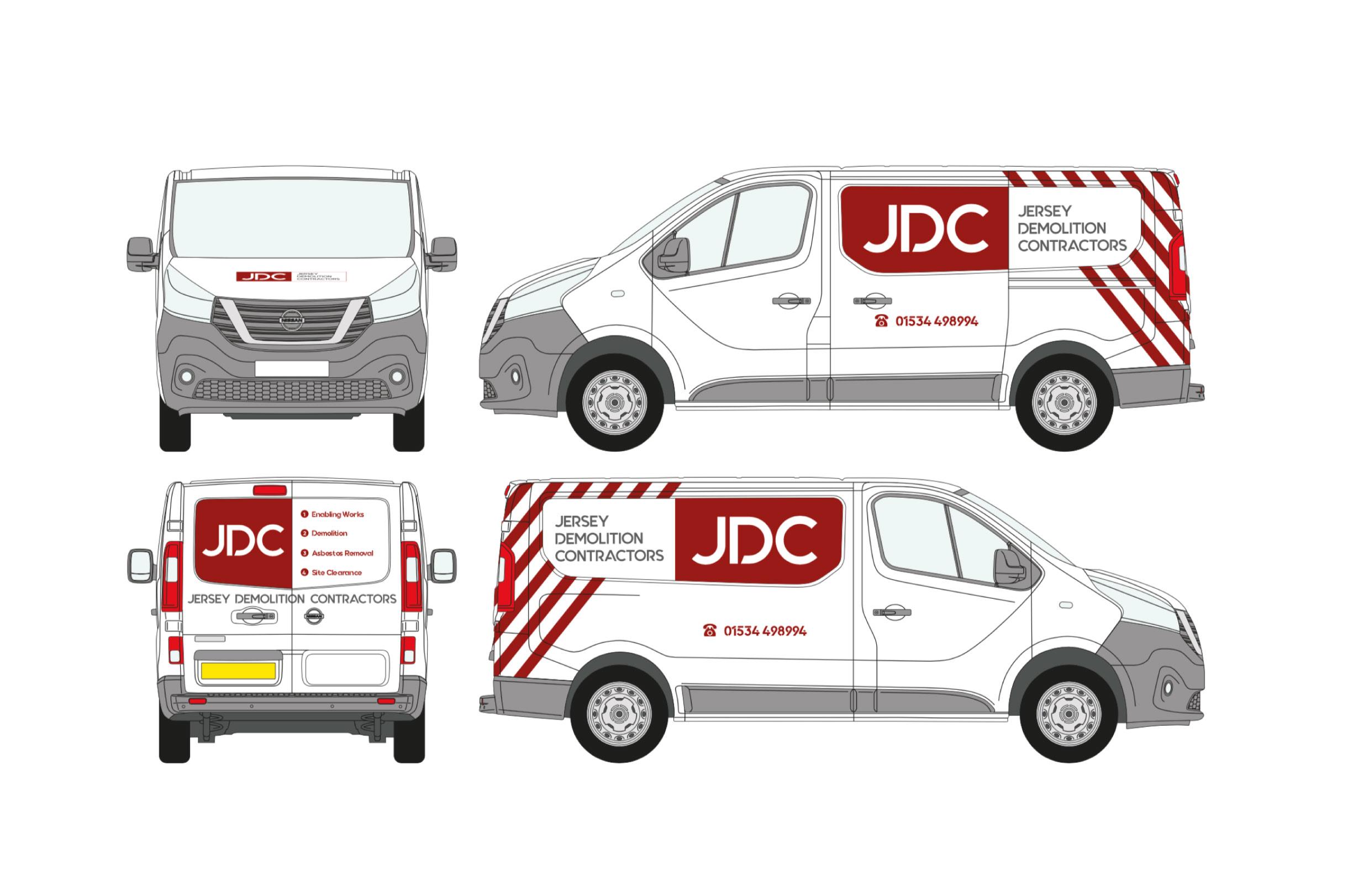 Quints Design co - Portfolio - JDC