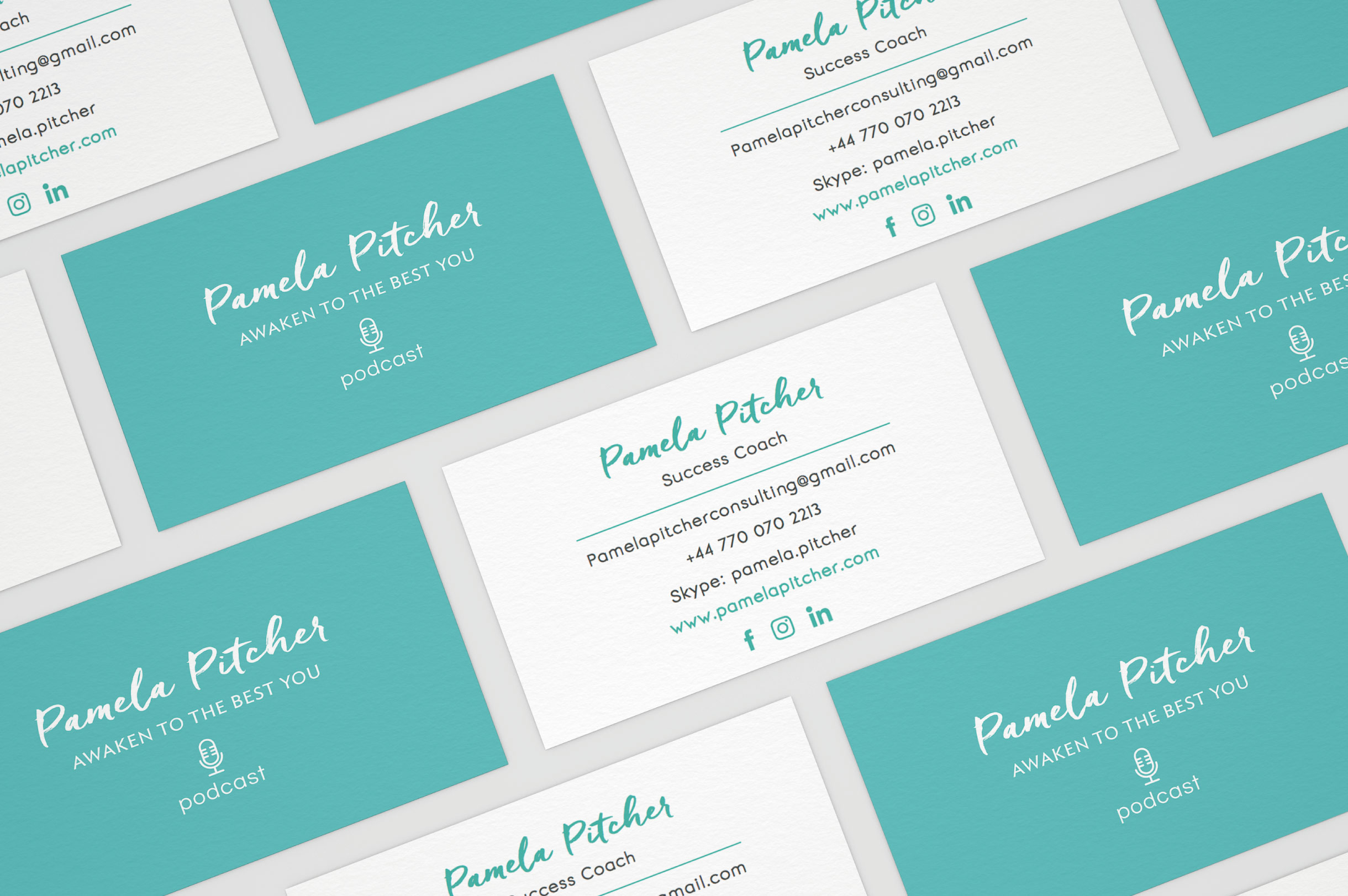 Quints Design co - Portfolio - Pamela Pitcher